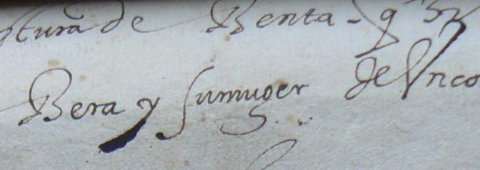 Imagen tomada por Leonor Zozaya del Manuscrito Zozaya, propiedad particular.