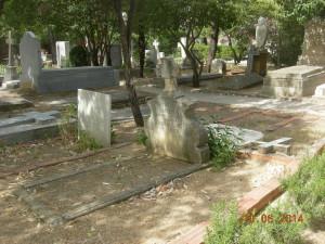 Cuando la historia y la epigrafía confluyen en el campo santo. Las visitas guiadas por el Cementerio Británico (Madrid) de David Butler