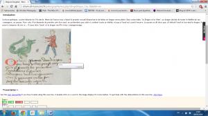 Paleografía interactiva: docencia en línea en francés (CIHAM, ENC, Menestrel)