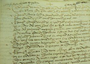 paleografia Leonor Zozaya